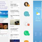 Samsung Galaxy Note8 - Plus de personnalisation du menu latéral