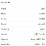 Sony Xperia XA2 Ultra - AnTuTu - 03