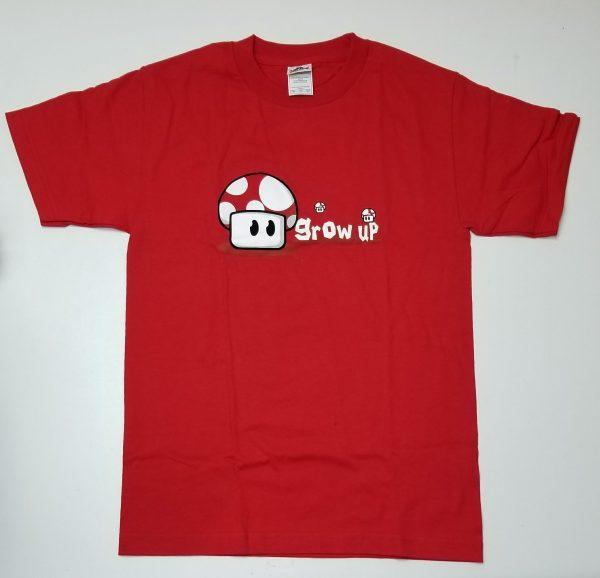 """T-shirt """"Grow up"""""""