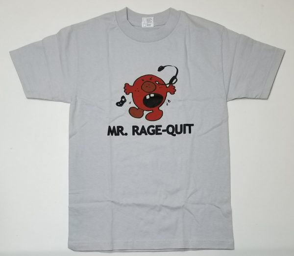 T-shirt de Mr Rage-Quit