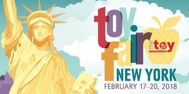 ToyFair NY 2018 - logo