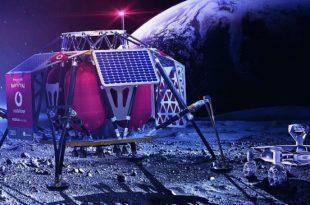 Vodafone réseau Lune