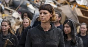 Jadis (Pollyanna McIntosh) est un mystérieux personnage depuis le début - The Walking Dead Saison 7 Épisode 10 - Crédit photo: Gene Page/AMC