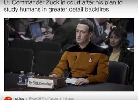Facebook et Cambridge Analytica: autant en rire, une fois informé