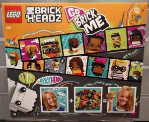 BrickHeadz Go Brick Me
