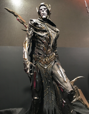 Corvus Glaive Black Order