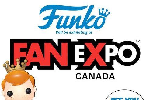 Funko annonce sa venue au FanExpo 2018 à Toronto