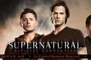 Surnaturel (Supernatural) Convention Montréal 2018