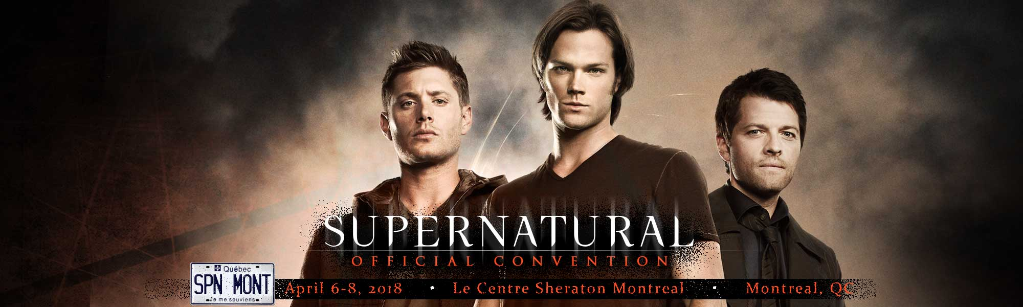 Surnaturel (Supernatural) Convention Montréal 2018