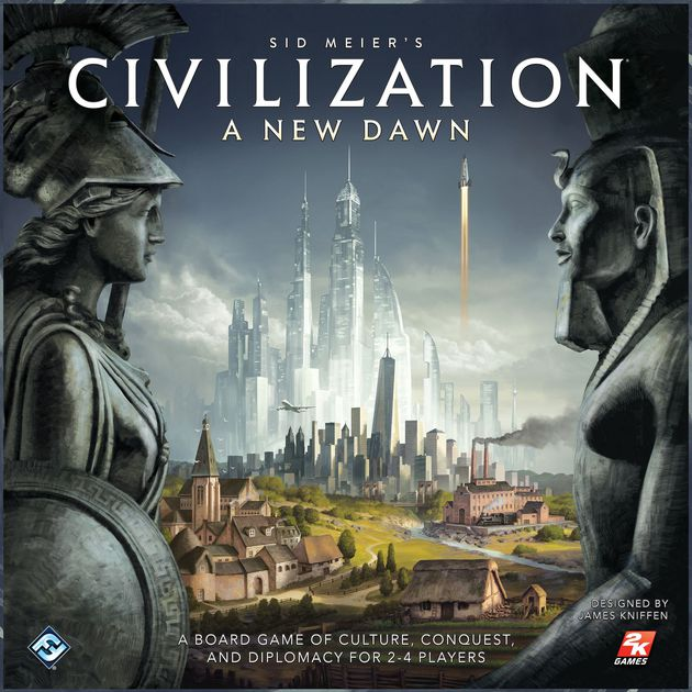 Sid Meier's Civilization : A New Dawn