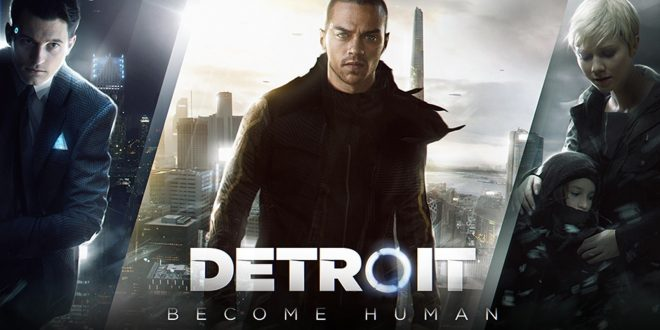 Detroit: Become Human – La confrontation entre humains et androïdes