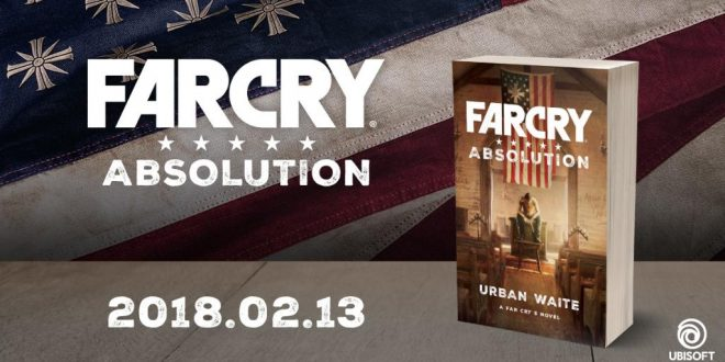 Far Cry Absolution, le livre qui ouvre les portes de Eden's Gate
