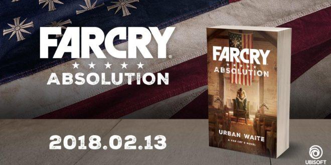 Far Cry Absolution, le livre qui ouvre les portes de Eden's Gate