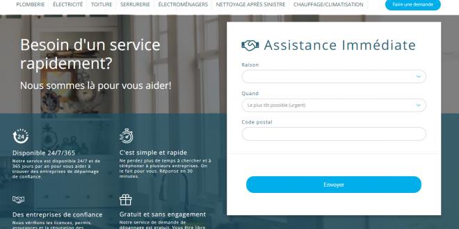 Helpmee.ca: la solution à vos problèmes domestiques!