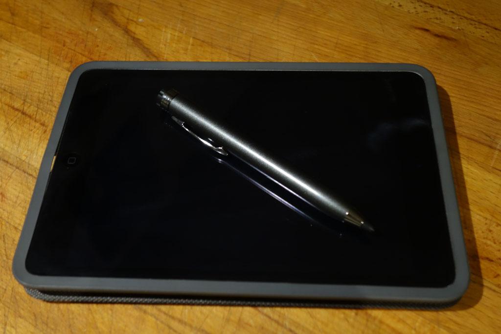 Le stylet Pro Works de Broonel pour dessiner sur votre tablette