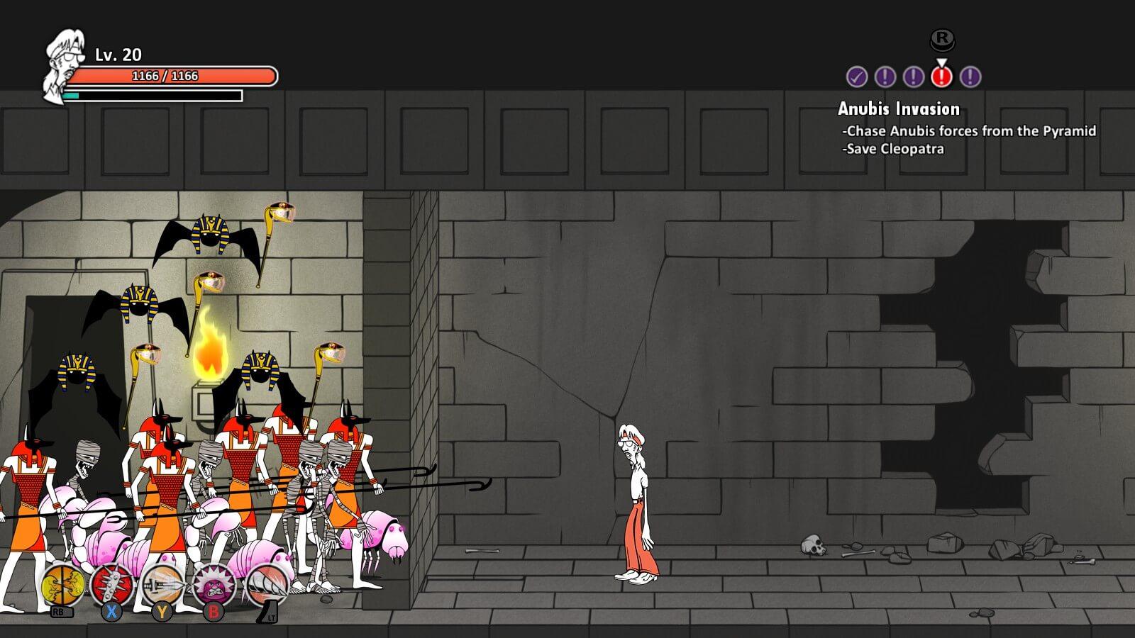 Les cours d'histoire sont beaucoup plus intéressants lorsqu'on peut visiter une pyramide!