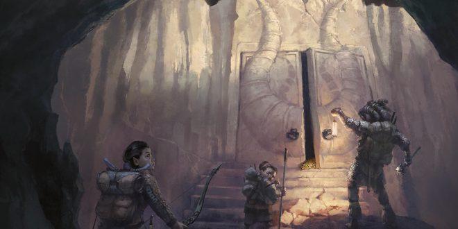 Jeu de rôle Donjon & Dragons. Image par Wizards of the Coast