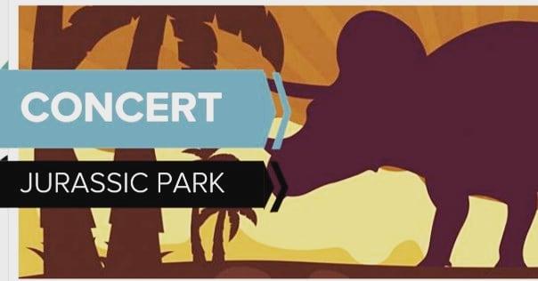 Retour sur le concert Jurassic Park de l'OVMF