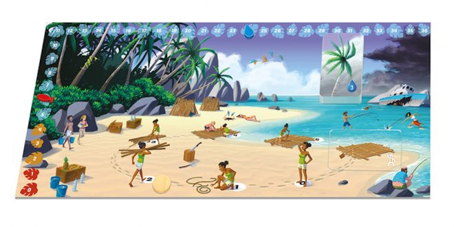 Galérapagos: survivre sur une île pas si déserte que ça