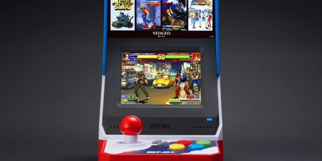 NeoGeo Mini – L'histoire d'une console: sa vie, sa mort, sa renaissance