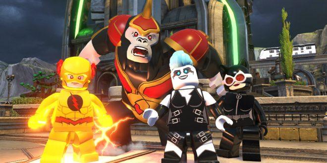 Devenez un méchant dans LEGO DC Super-Vilains