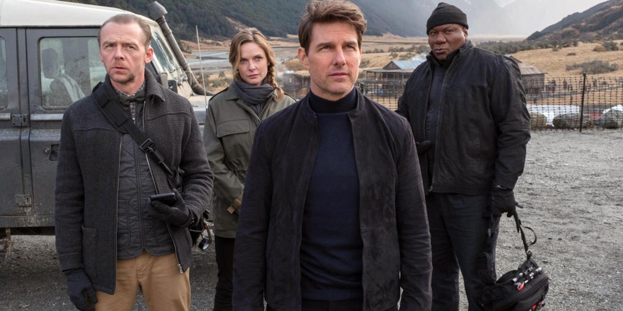 Tom Cruise est en pleine forme pour affronter les méchants terroristes dans Fallout
