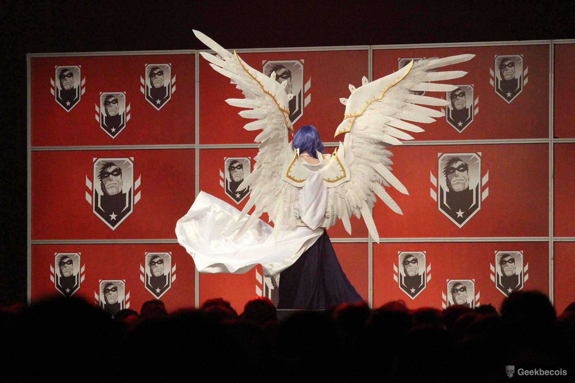 Comiccon de Montréal 2018 - Geekbecois - Cosplay