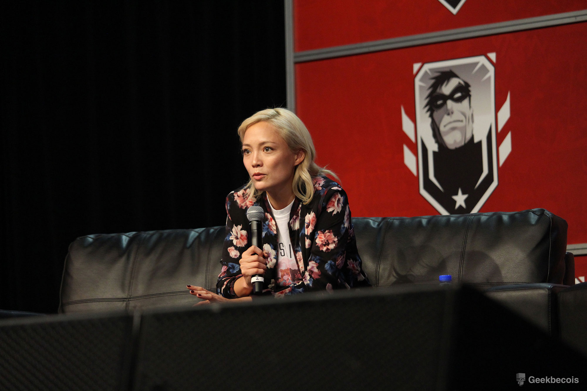 Comiccon de Montréal 2018 - Geekbecois - Pom Klementieff