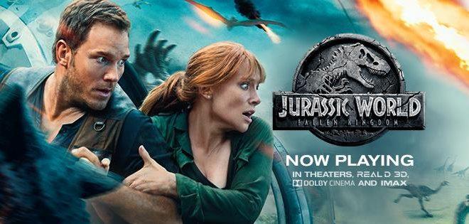 Jurassic World: Fallen Kingdom – La chute des dinosaures