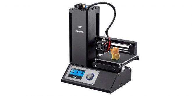 Monoprice MP Select Mini 3D v2 – L'impression 3D à prix plus que raisonnable