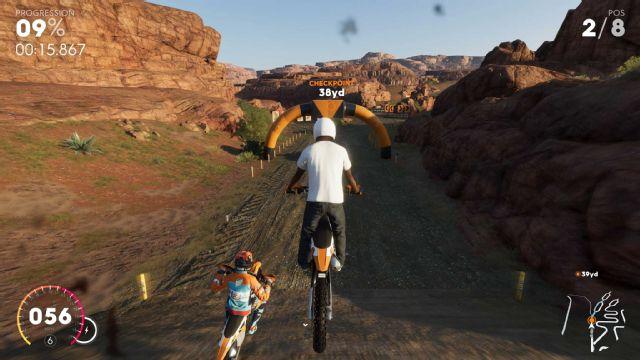 Effectuez des cascades surhumaines au guidon d'un motocross dans The Crew 2