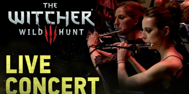 The Witcher 3 Wild Hunt en concert dans votre salon