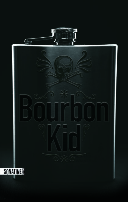 Couverture du volume 7 : Bourbon Kid