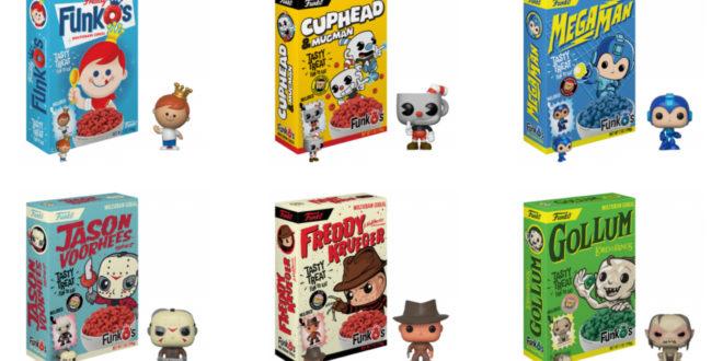 Céréales Funko Pop