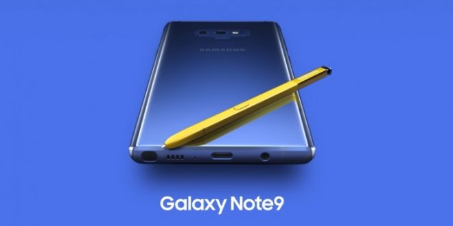 Samsung Galaxy Note9 – Le test d'un téléphone costaud