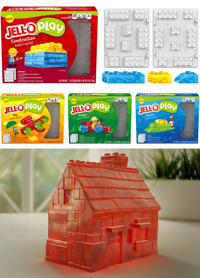 Jell-O Maison