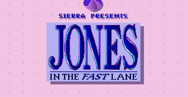 Trésors oubliés – Jones in the Fast Lane, le jeu de la vie en virtuel
