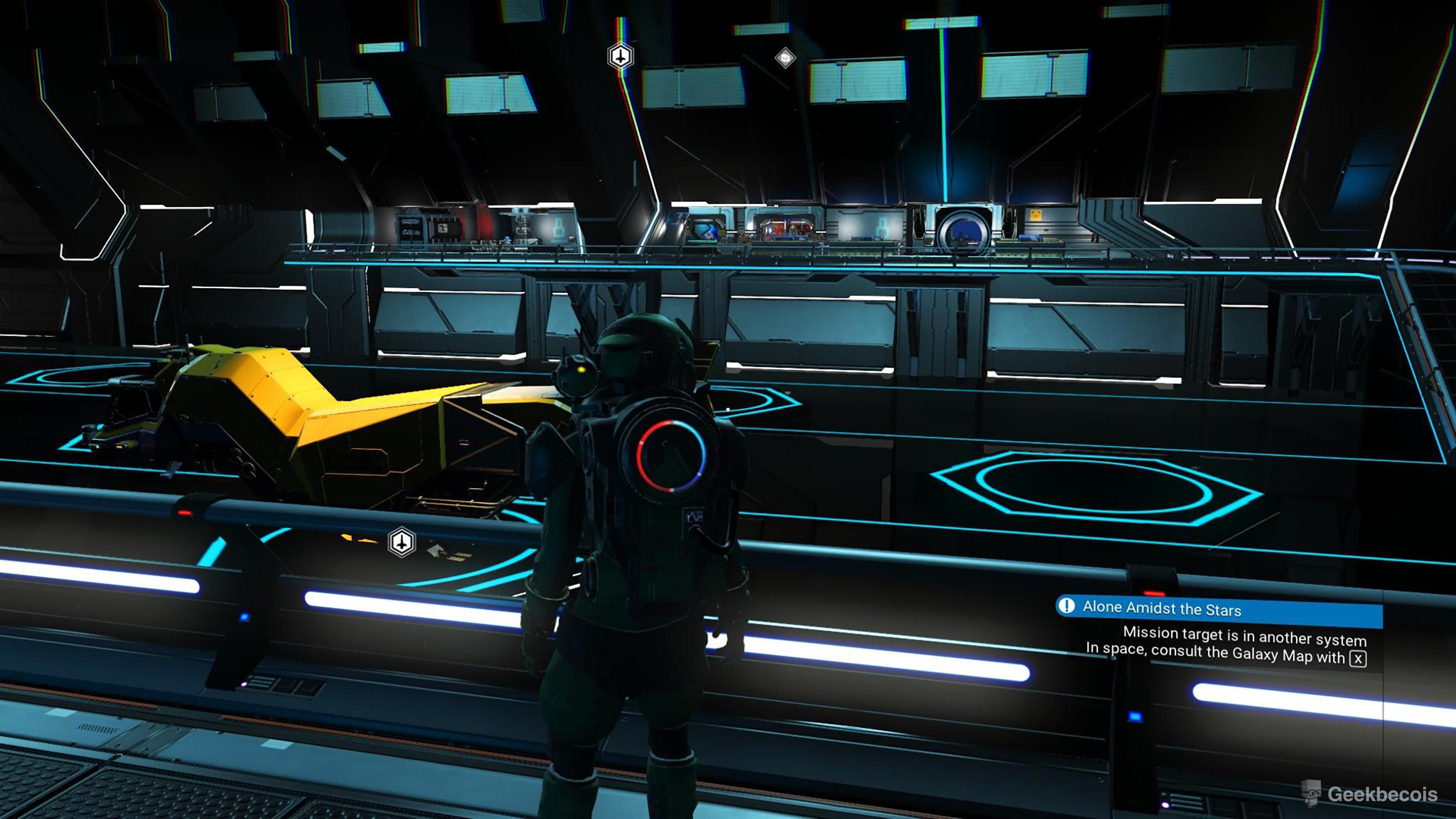 Station Spatiale améliorée dans No Man's Sky - 2