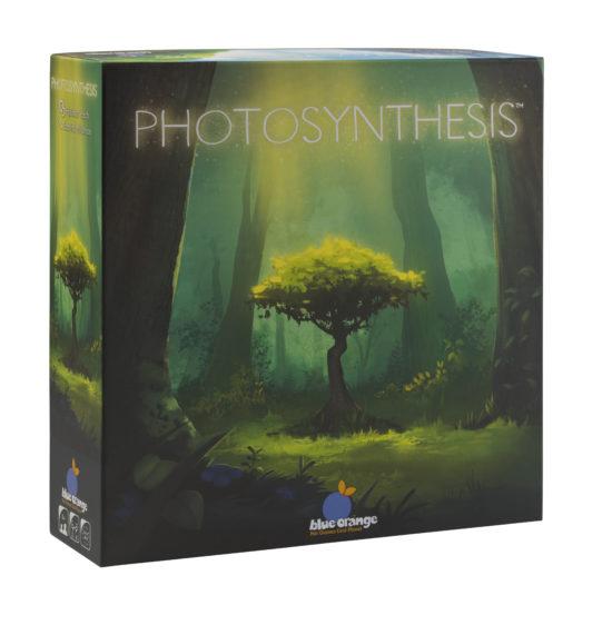 Boîte du jeu Photosynthesis