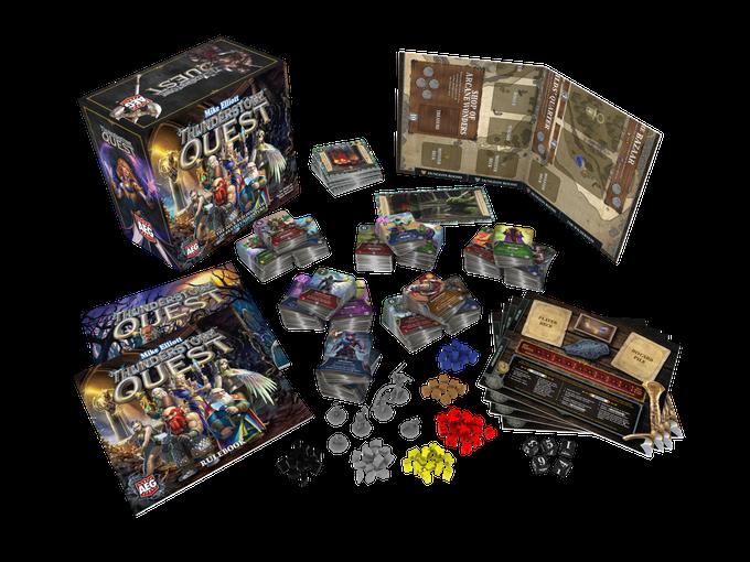 Kickstarter - Jeu de société Thunderstone Quest