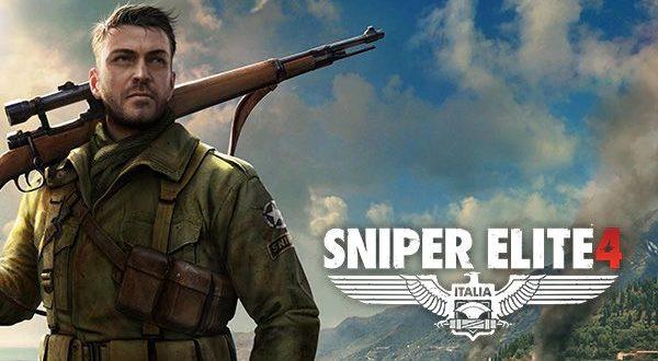 Sniper Elite 4: téléportons-nous à la guerre!