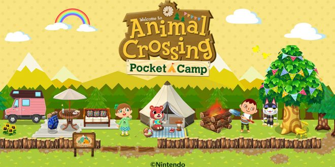 Animal Crossing : Pocket Camp – Parfait pour passer le temps