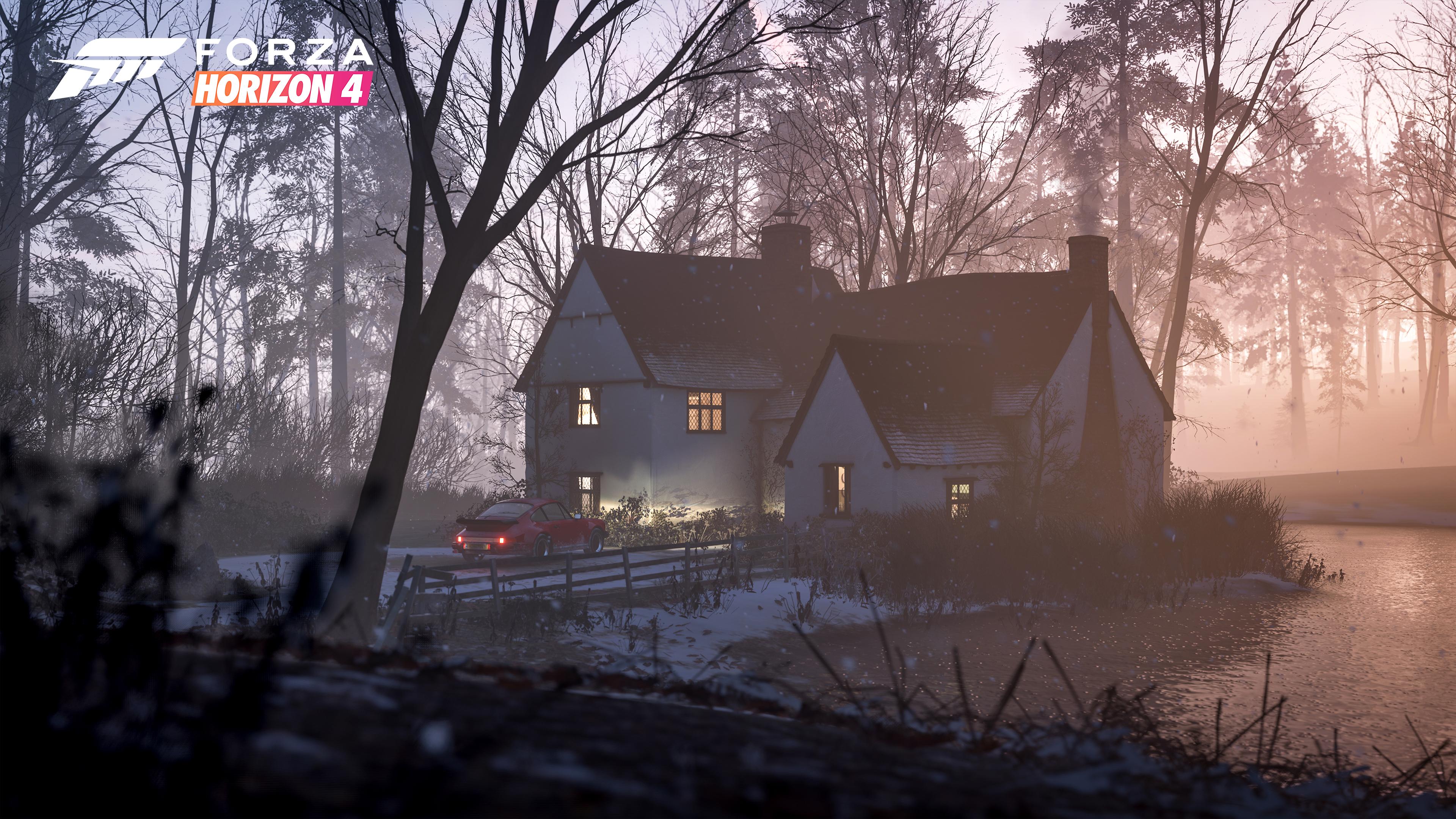 En plus d'avoir accès au garage du festival Horizon, le jeu offre l'option au joueur de se procurer sa propre demeure