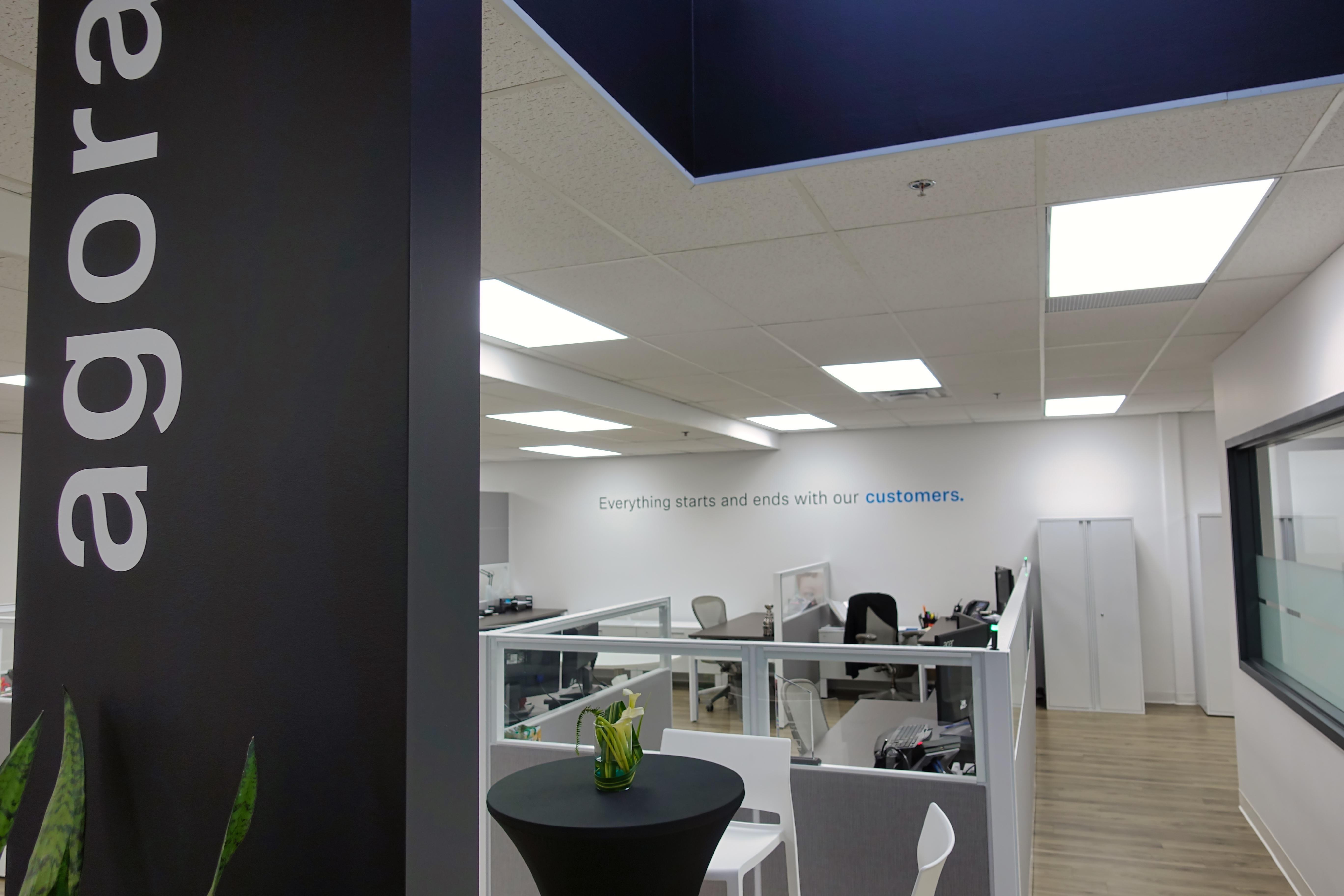 Sennheiser Canada - ouverture des nouveaux bureaux de Montréal