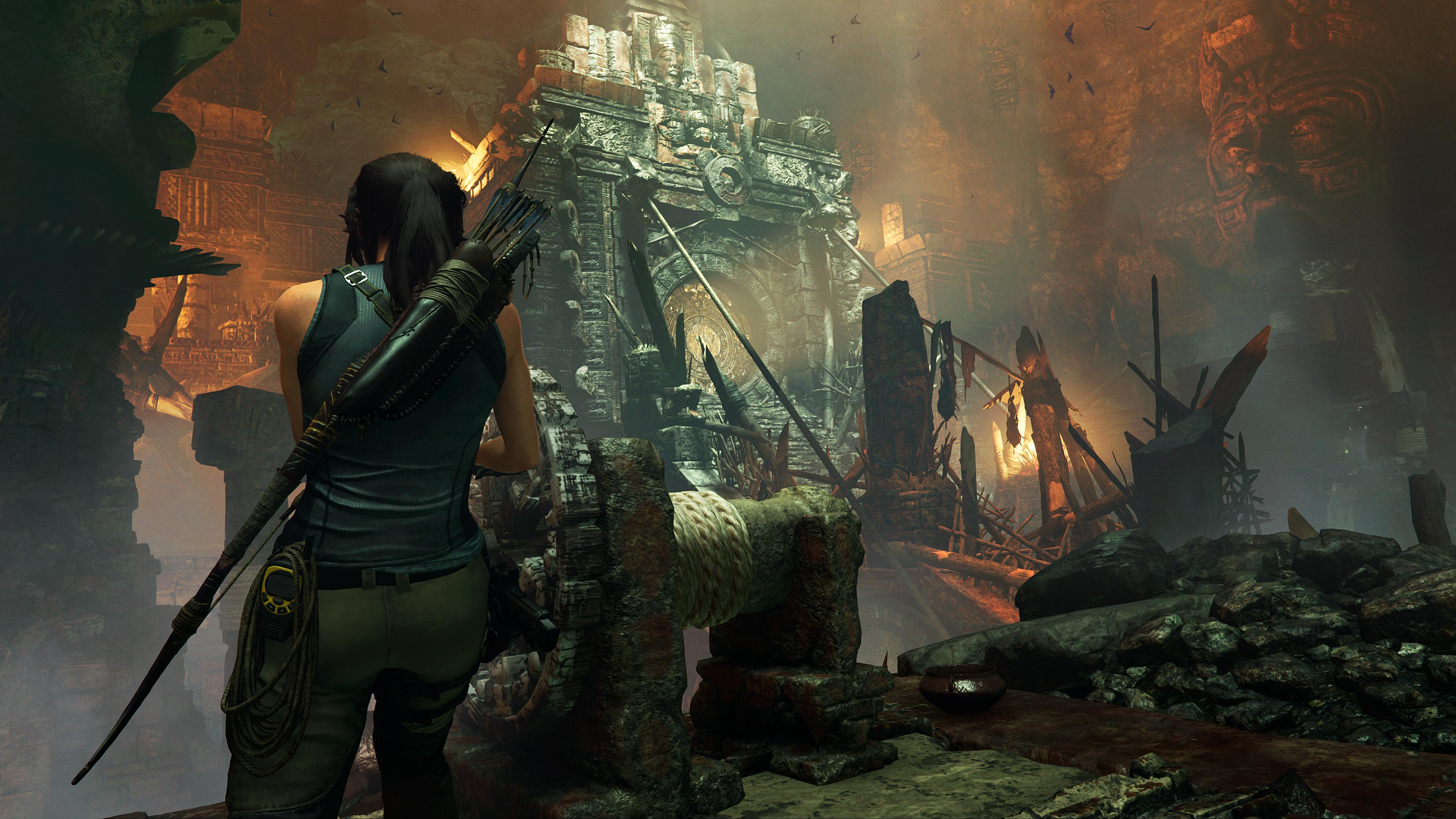 Explorer des tombes rapportera des trésors, mais aussi des habiletés uniques pour Lara
