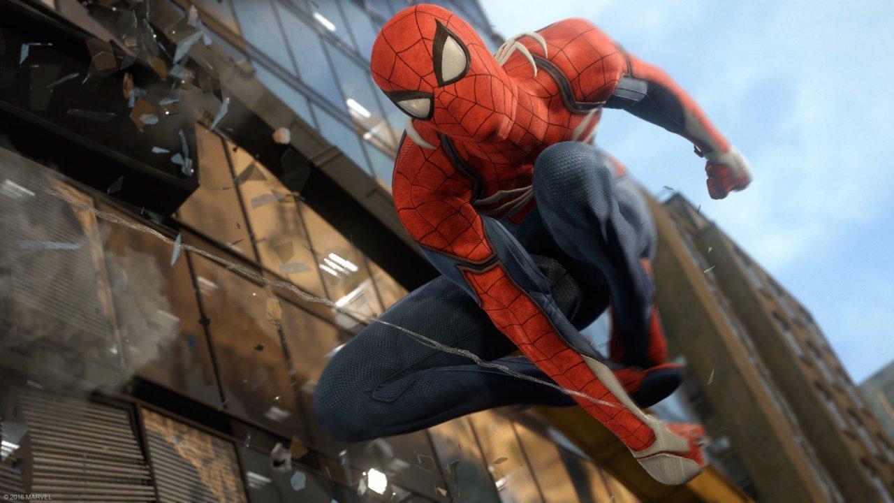 La force de Sony et de la PS4 provient en grande partie des jeux exclusifs, comme Spider-Man