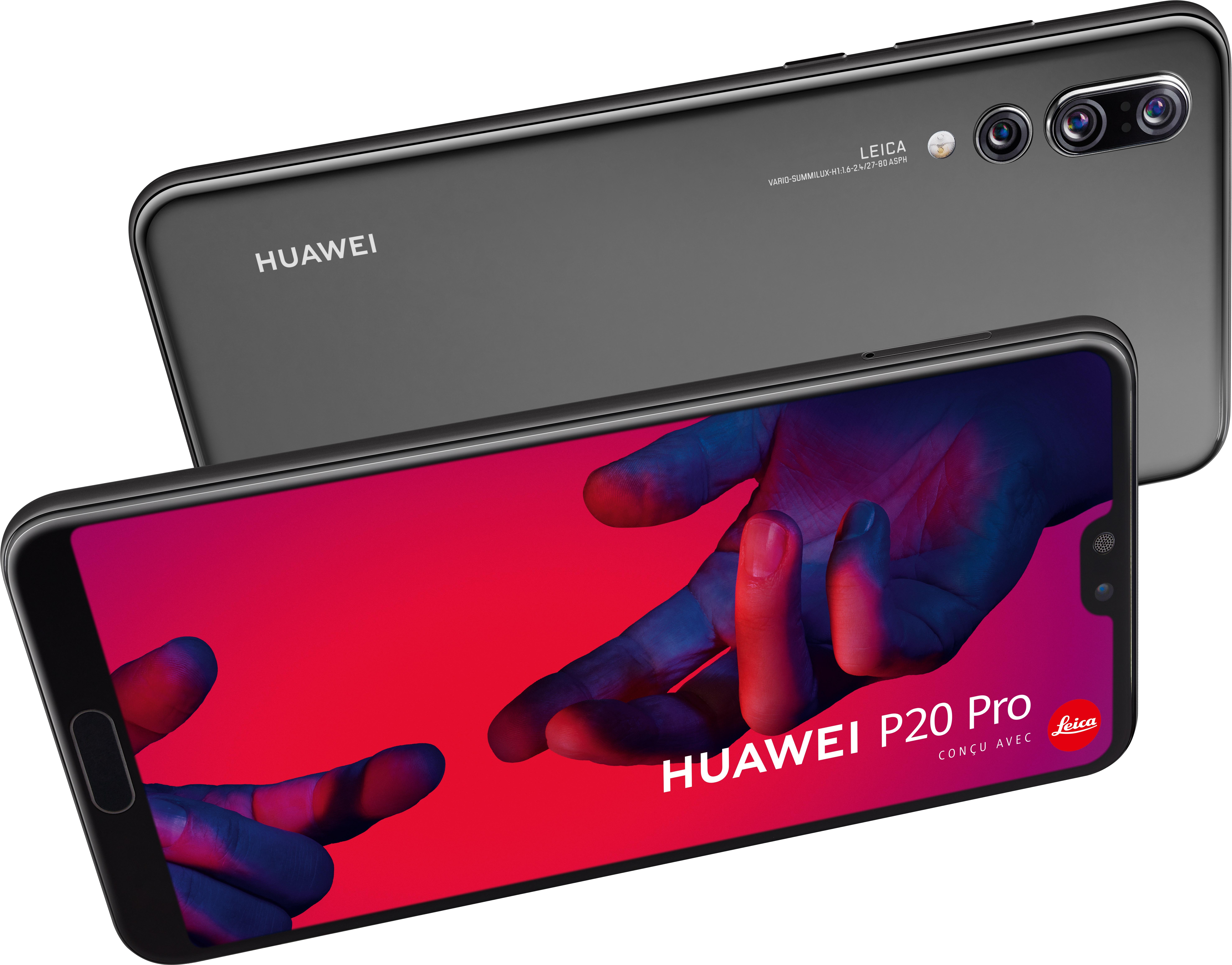 Huawei P20 Pro – Un appareil photo de pro dans votre téléphone