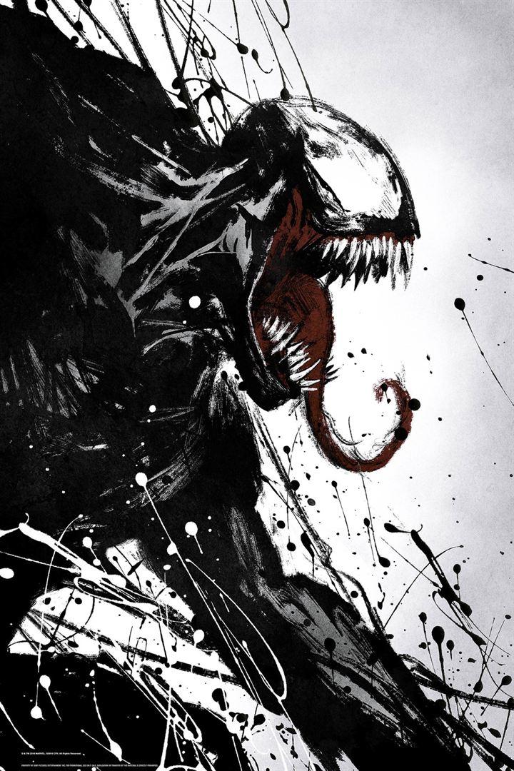 Affiche Venom