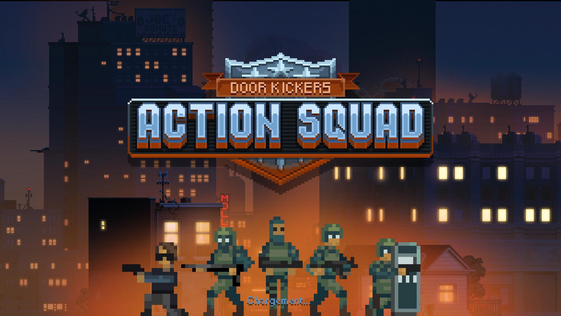 Door Kicker - Action Squad