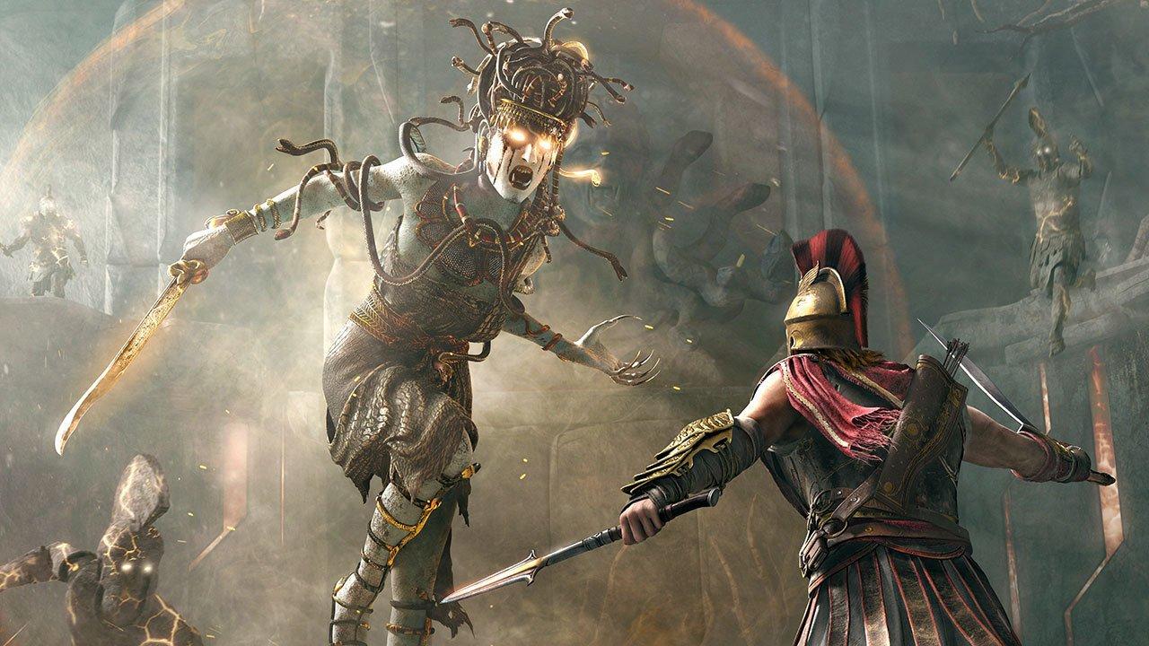 Vous aurez à affronter non seulement des hommes et des bêtes, mais aussi des créatures mythiques